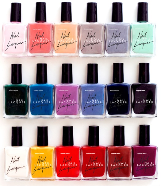 American-Apparel-Nail-Polish