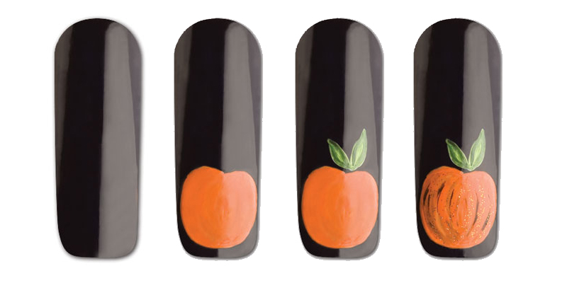 nail-art-halloween-citrouille